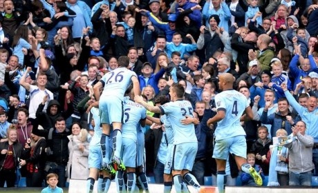 Aguero differentiates the Blues from the Reds