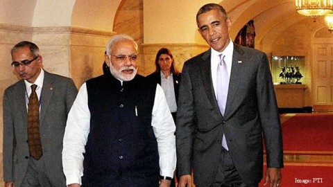 President Obama will be the Chief Guest at Republic Day Function