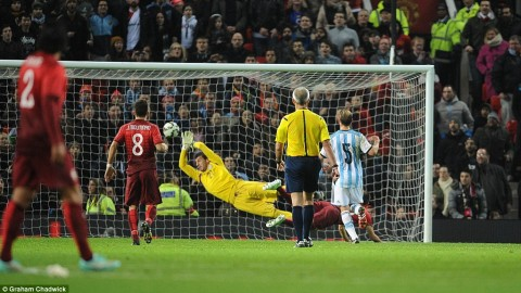 Portugal edge past Argentina