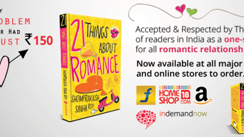 Book Review: 21 Things About Romance