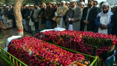 Pakistan mourns as mass funerals take place in Peshawar