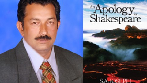 An Apology For Shakespeare by S. A. Joseph