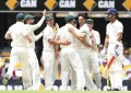 India surrender to Australia rather meekly