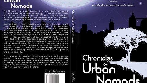 Book Review: Chronicles of Urban Nomads