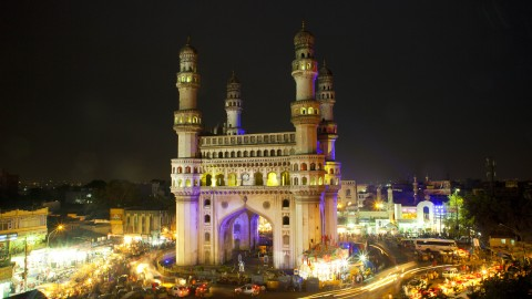 Hyderabad is 2nd best place in world one should see in 2015
