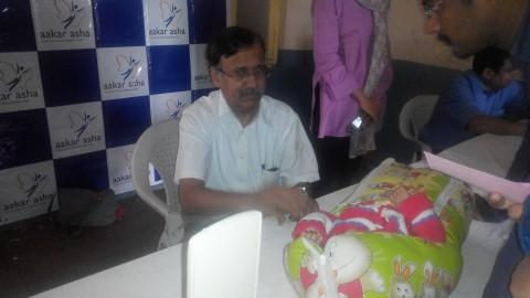 Aakar Asha Hospital organizes the 5th ''One Rupee Reconstructive Surgery camp''