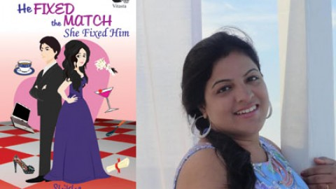 Book Review: He fixed the match she fixed him