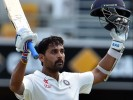 India on top at the end of day one