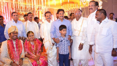 Mr. Sankeerth Aditya ties the knot at a grand ceremony in Hyderabad