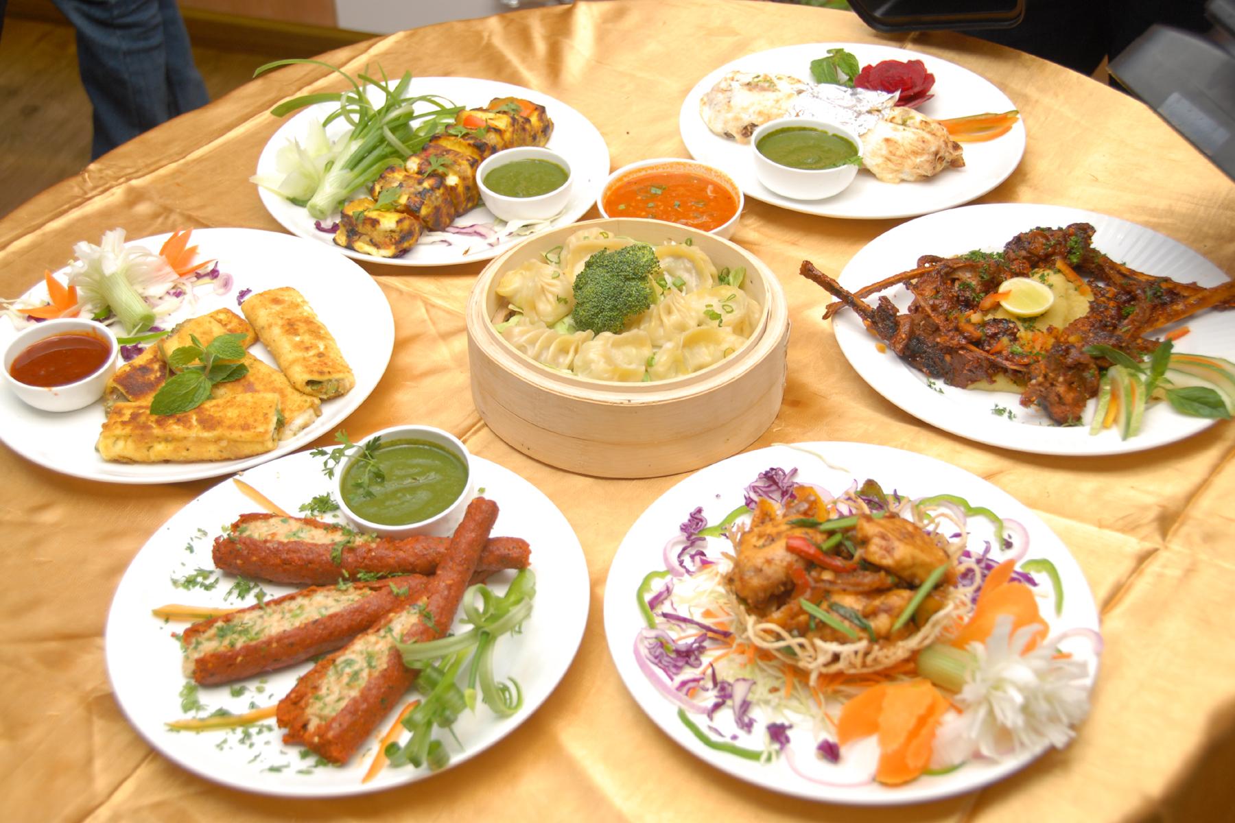 Select dishes at Crossroad Cae, Best Western Ashoka Hitec City