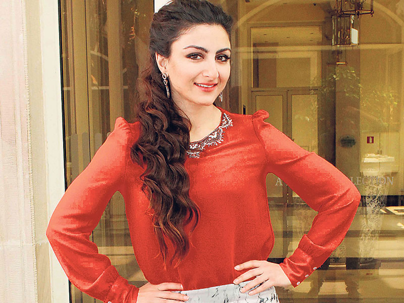 Soha Ali Khan to play female lead in Sunny Deol's 'Ghayal' sequel
