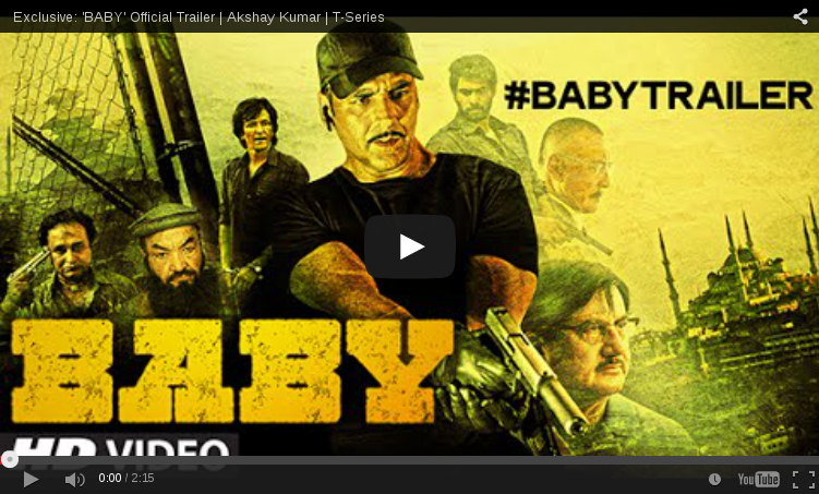 Movie Trailer: BABY
