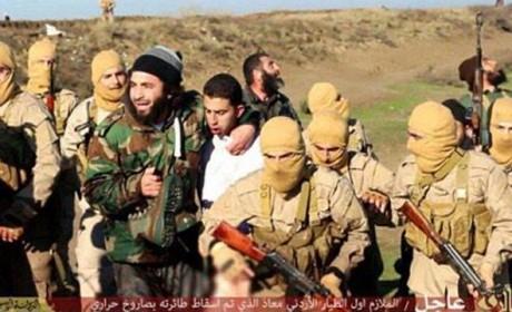 Jordanian pilot captured by IS after warplane crashed in Syria