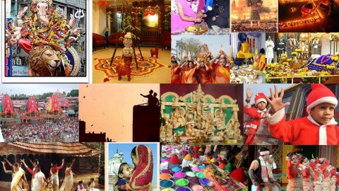 Diversity of Festivals in India