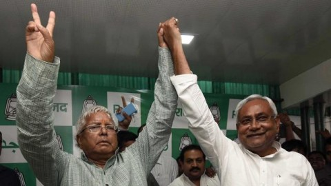 Bihar- The Winner, the Loser and the cow