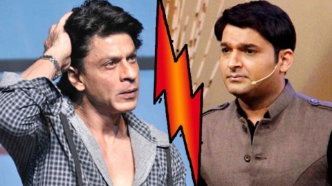 Kapil Sharma replaces Shahrukh Khan