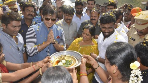 Vivek Oberoi has adopted a village in Andhra Pradesh