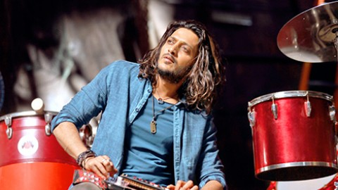 Riteish Deshmukh's look from Banjo revealed!