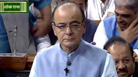 Arun Jaitley presents pro-poor budget; focuses on infrastructure & tax reform