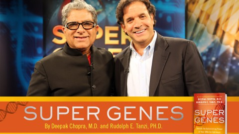 Super Genes by Deepak Chopra and Rudolph E.Tanzi