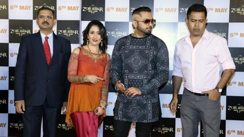 Honey Singh debuting with upcoming Punjabi flick, Zorawar !