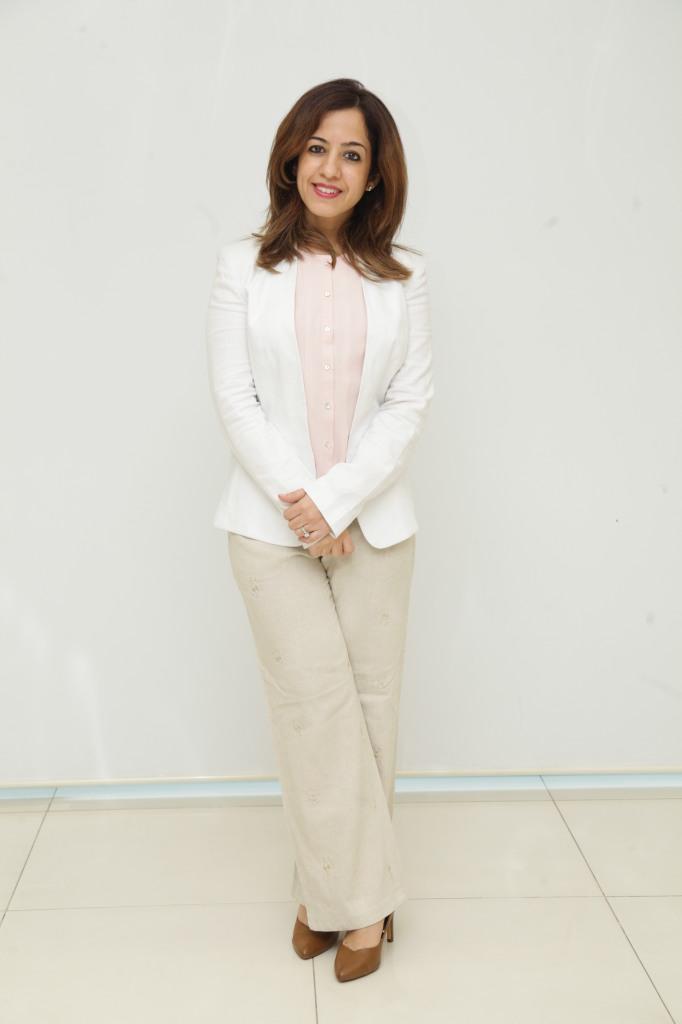 Sonia Narang -Nutrition Expert, Oriflame India