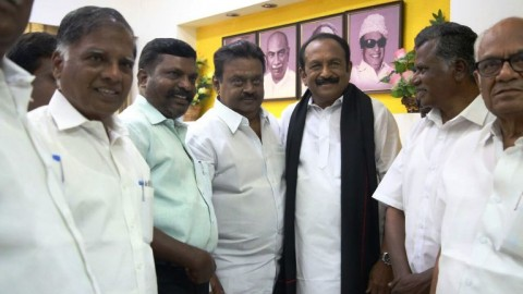Tamil Nadu Elections: DMDK joins hands with PWF, Vijayakanth to be CM candidate