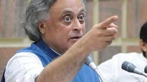Jairam Ramesh challenges treating Aadhaar Bill as Money Bill