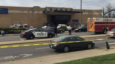 State troopet shot by gunman in Virginia, caution on security raised
