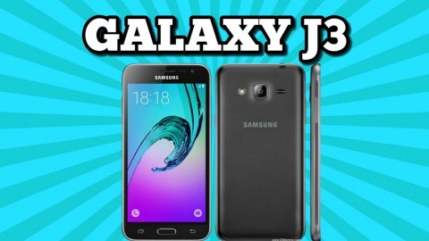 All you need to know about Samsung J3