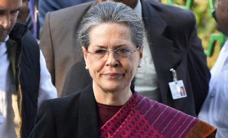 BJP SEEKS TO TARGET SONIA GANDHI IN TODAY'S CONGREGATION