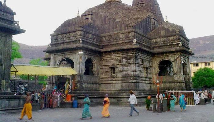 It's their victory! Women permitted entry inside Trimbakeshwar Temple