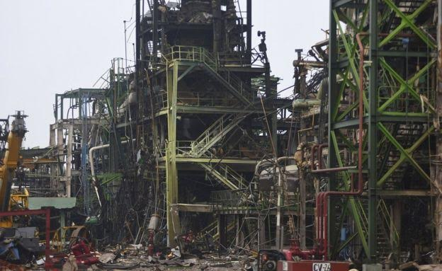 Mexico's Pemex plants have a history of blasts and fires. Know more.