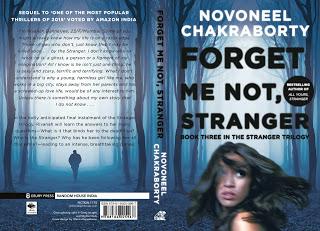 Forget Me Not, Stranger by Novoneel Chakraborty