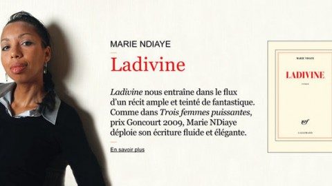 2016 Man Booker Longlist: Ladivine by Marie NDiaye
