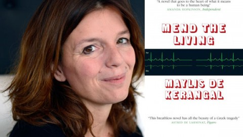 2016 Man Booker Longlist: Mend the Living by Maylis de Kerangal