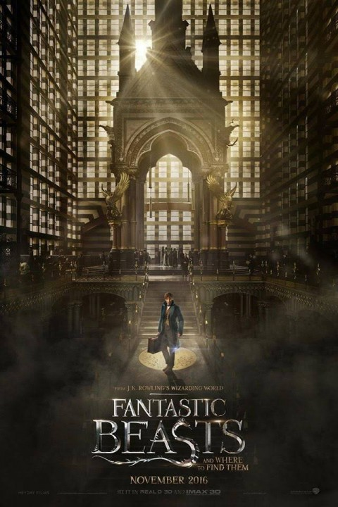 THE TRAILER OF FANTASTIC BEASTS AND WHERE TO FIND THEM IS FINALLY OUT