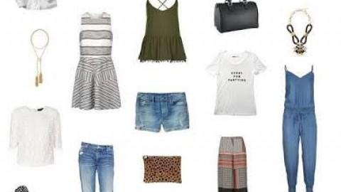 8 wardrobe essentials this summer!