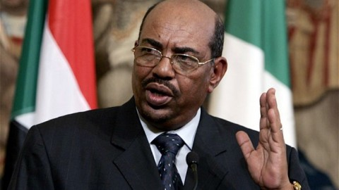 President Omar al-Bashir of Sudan is 'to step down in 2020', when his mandate ends