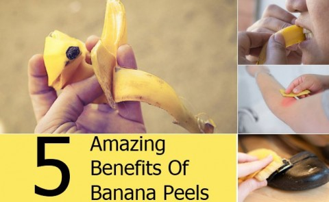 Though Banana is healthy, but its peel is Miracle!