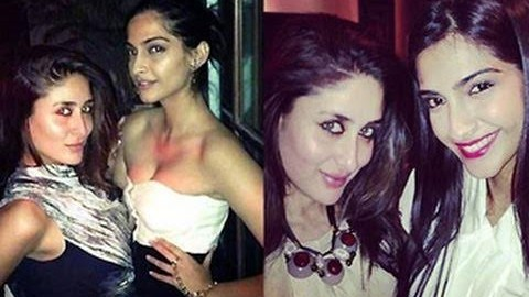 KAREENA KAPOOR AND SONAM KAPOOR TO FINALLY STAR IN A MOVIE TOGETHER