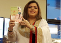 Actress Delnaaz Irani launches Shuchi Kalra's book