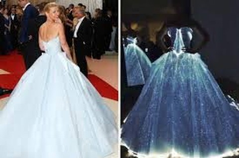Here are the best dressed celebrities from the Met Gala Mega event