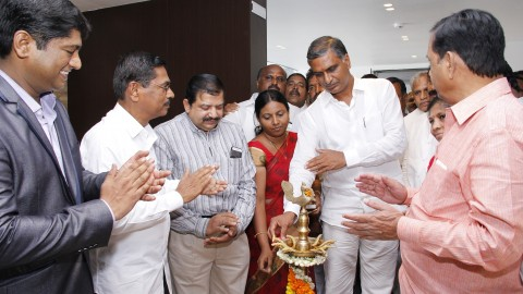 Aruna Scan and Diagnostics Center inaugurated at AS Rao Nagar Hyderabad