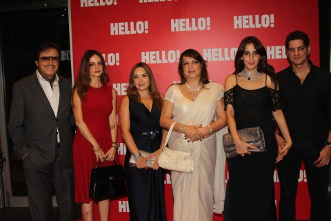 Red Carpet Pictures of Hello! Magazine's Iconic Jewels of India