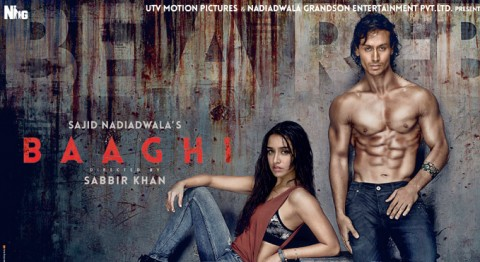 Review: Baaghi