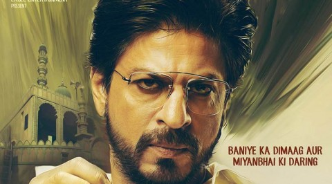 Here's why SRK's Raees has been pushed to Jan, 2017