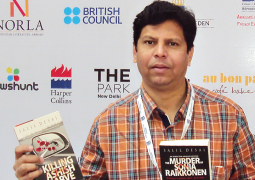 Salil Desai invited to International Summer Residency for Writers 2016