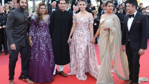 SARBJIT GETS SCREENS AT CANNES '16