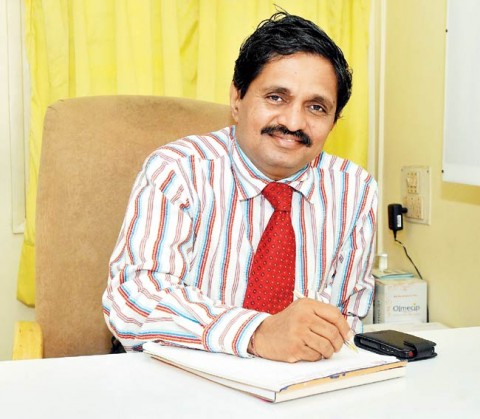 Believe that you are a brand and not your college: Psychiatrist Dr. Harish Shetty